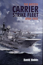 "Titelbild zu: "" The British Carrier Strike Fleet after 1945 """