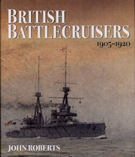 "Titelbild zu: "" British Battlecruisers 1905 - 1920 """